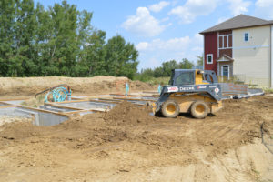 Superior Trenching Ltd. offers Residential Excavation Services