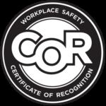 Alberta Certificate of Recognition (COR)